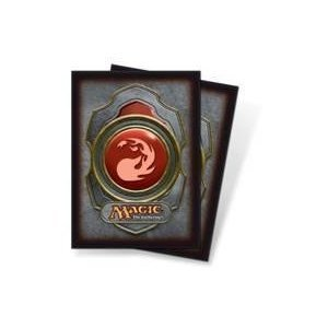Formula 1 Magic Series 3 Mana Deck Protector, Red front-410537