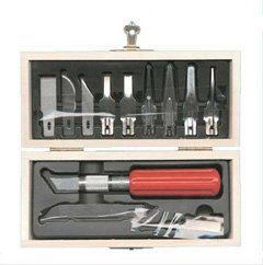 X-ACTO Standard Wood Carving Set X5224