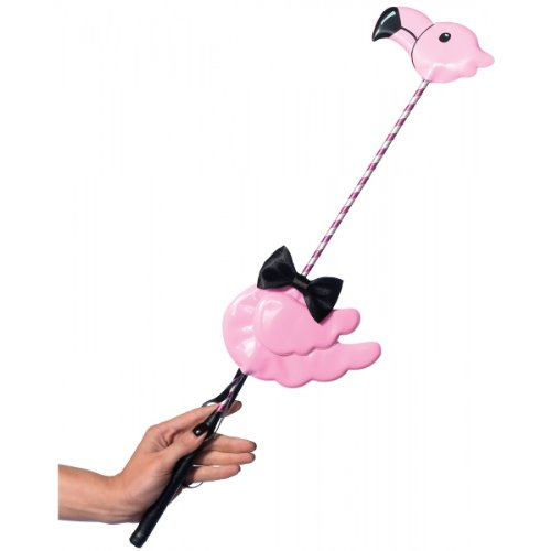 Flamingo Crop Costume Accessory