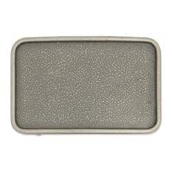 Tandy Leather Rancher Belt Buckle Blank 11738-00