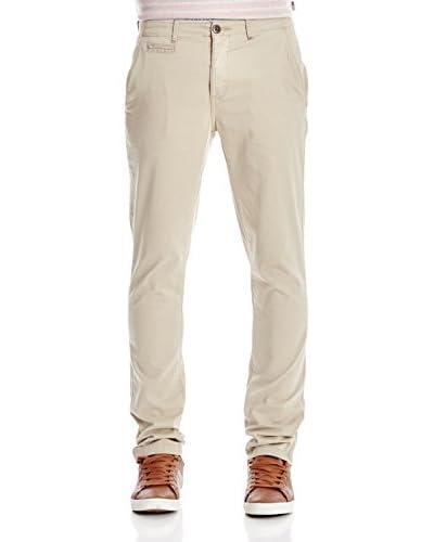 Wrangler Pantalone Chino Slim [Beige]