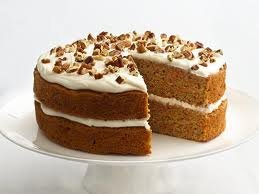 Carrot Cake 6 Inch Round 2 Layered Cake Made to Order (Mrs Fields Cookie Mix compare prices)