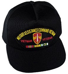 Military Assistance Command Vietnam Veteran Ballcap