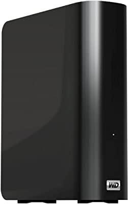 Western Digital MyBook Essential 4TB 3.5 inch USB 3.0 External Hard Drive - Black from Western Digital