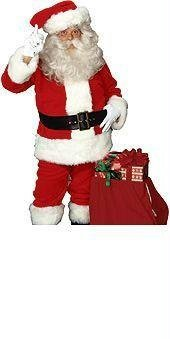 Costumes For All Occasions Ru2392 Imperial Santa Suit