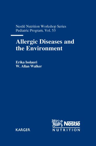 Allergic Diseases And The Environment (Nestle Nutrition Workshop Series: Pediatric Program)