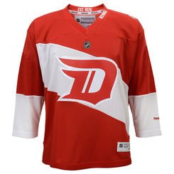 Detroit Red Wings 2016 Stadium Series Premier Jersey By Reebok Nyquist Adult Medium