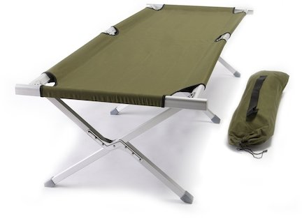 Tips Of Buying Comfortable And Relaxing Army Cots By Herry