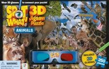 Spot What! Puzzles - Animals (Spot What Series)