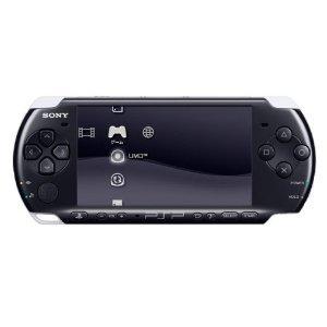 【海外輸入版】PSP「プレイステーション・ポータブル」 ピアノ・ブラック(PSP-3000)  【韓国版】