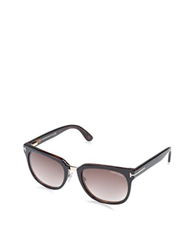 Tom Ford Women's TF0290 Sunglasses, Shiny Black