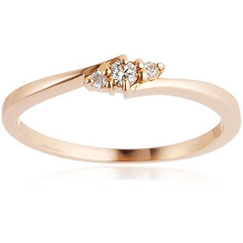 [VAヴァンドーム青山] VA VENDOME AOYAMA K18ダイヤモンドリング(ピンクゴールド) GGAR000509DI 日本サイズ9号