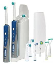 Oral-B Professional Care 3000 Electric Power Toothbrush(Two Power Handles)