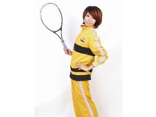 Prince Rikkai large attached jersey modified ver women LL size of tennis cosplay (japan import) by Net shop excited