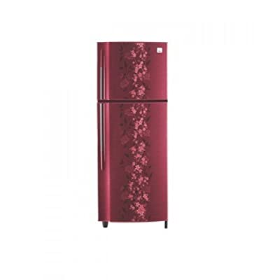 Godrej RT Eon 260 PS 3.3 Frost-free Double-door Refrigerator (260 Ltrs, 3 Star Rating, Wine Spring)