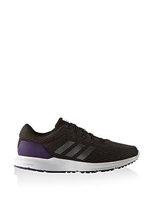 adidas Zapatillas Cosmic M (Negro / Morado)