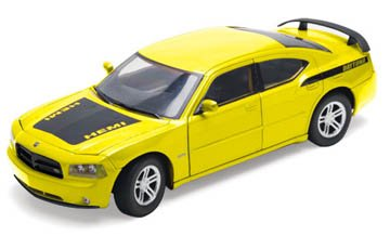 1/24 Charger Daytona R/T, Daytona Yellow