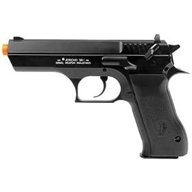 IMI Jericho 941F CO2 Pistol, Semi-Auto airsoft gun