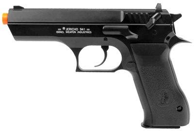 IMI Jericho 941F CO2 Pistol, Semi-Auto airsoft