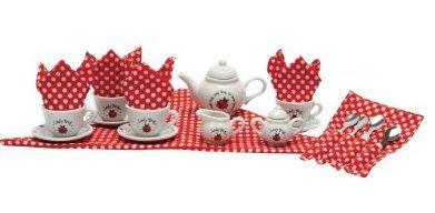 Game / Play Ladybug Tea Set Basket, Walmarts, Toys, Kids, Children, Storage, Cups, Hobbies, Children, Picnic Toy / Child / Kid
