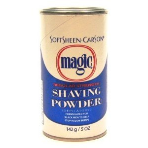 Magic Blue Shaving Powder 133 ml Regular Depilatory