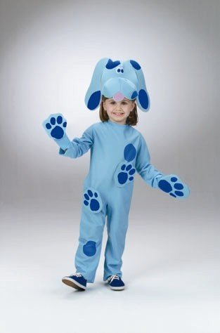 [Blues Clues Toddler Costume - Toddler 2T by Disguise] (Blues Clues Costumes Toddler)