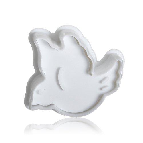 Stereo Diy Cartoon Bird Shape Cookie Cake Mold