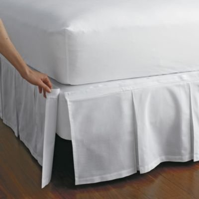 Velcro Bed Skirts Detachable