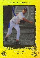 Juan Pena Pawtucket Red Sox - Red Sox Affiliate 1999 Upper Deck SP Top Prospects... by Hall of Fame Memorabilia