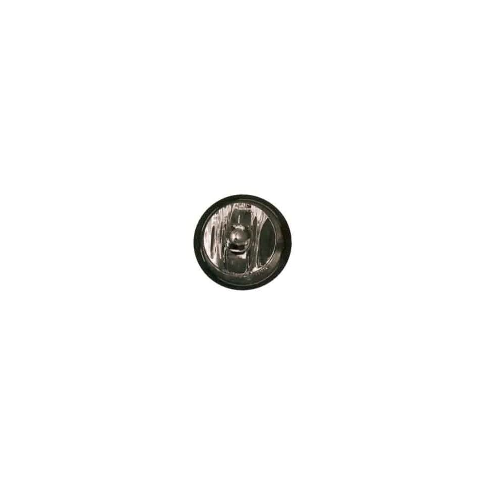 NISSAN VAN/PU FRONTIER FOG LIGHT RIGHT (PASSENGER SIDE)(3PC BUMPER DESIGN STEEL) 2005 2008