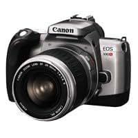 Canon EOS 300X SLR Analoge Spiegelreflexkamera  + EF 28-90 DC Kit