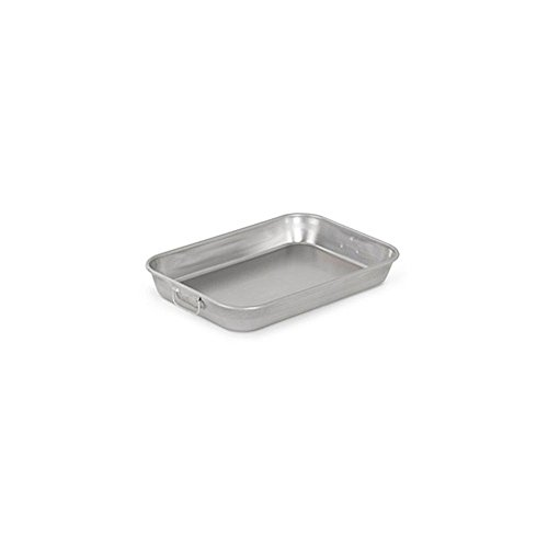 Vollrath 68257 Wear-Ever HD 7.5 Qt. Aluminum Baking / Roasting Pan