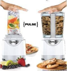 Review Ninja Kitchen System Pulse Blender with Free Cookbook - Model BL205
