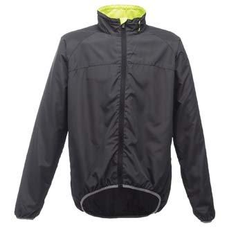 Dare2b Mens Occurenece Windshell Cycling Jacket-Large Black