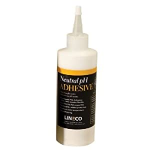 Lineco Neutral pH Adhesive 8 oz.