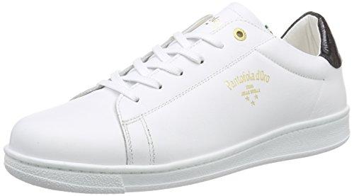 Pantofola d'OroNERETO - Scarpe da Ginnastica Basse Uomo , Bianco (Weiß (BRIGHT WHITE)), 42