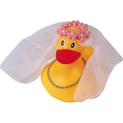 Kingsley Duck Tub Toy Bride