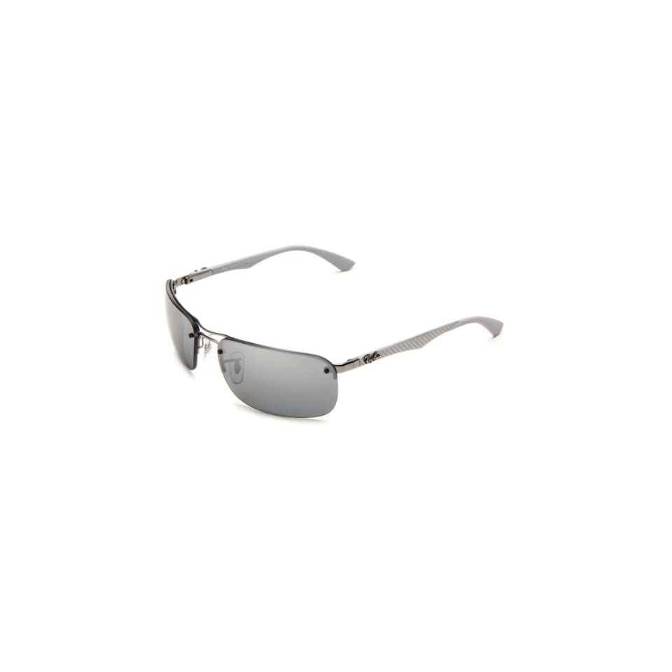 627cad7c93 Ray Ban 0RB8310 Rectangle Sunglasses