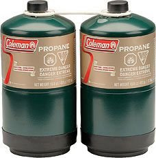 2PK 16.4OZ Prop Bottle (Pack of 2) (Propane Tanks compare prices)