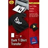 AVERY DARK T-SHIRT TRANSFER PACK 4 DARK