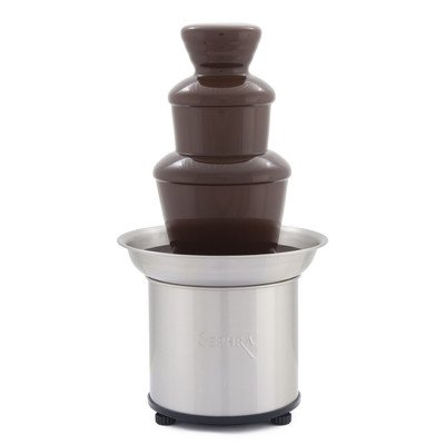 Great Deal! The Sephra 16-Inch Stainless Steel 4-Pound Capactiy Select Home Fondue Fountain