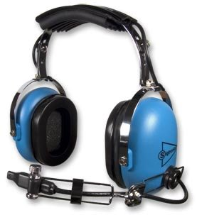 Sigtronics S-40 Pnr Passive Noise Reduction Aviation Headset (Metal Boom)