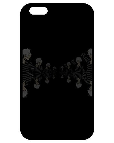 Cheap 3628179ZB108355802I6P High-end-Custodia protettiva per Manga Disillusions Horror-Custodia per iPhone 6 Plus