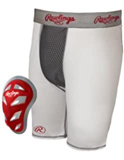 Bike Youth Cups Youth Compression Short with
