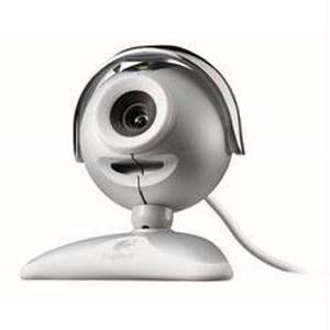 Logitech Quickcam USB Zoom Web Cam ( 961325-0403 )
