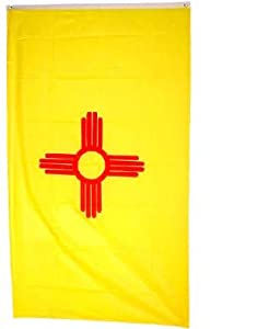 New Mexico State Flag 3x5 3 x 5 Brand NEW Large Banner