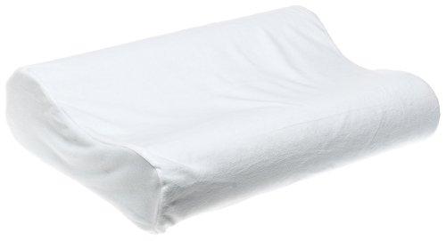 Memory Foam Stomach Sleeper Face Contour Pillow For Neck