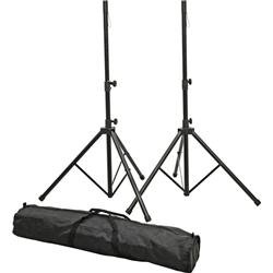 ProLine PLSP1 Speaker Stand Set with Bag Black from ProLine