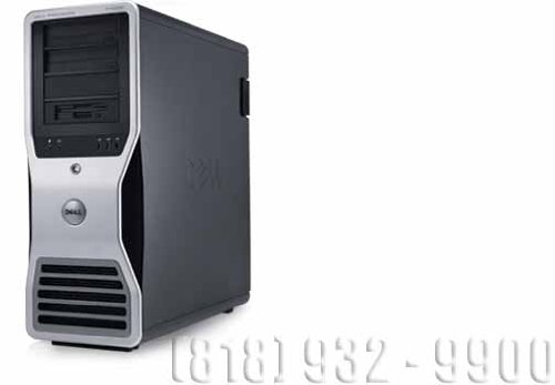 DELL PRECISION T7500 2 X INTEL 6C X5650 2.66GHZ