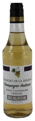 Beaufor French Champagne-Ardenne Vinegar, 500ml (16.75oz)